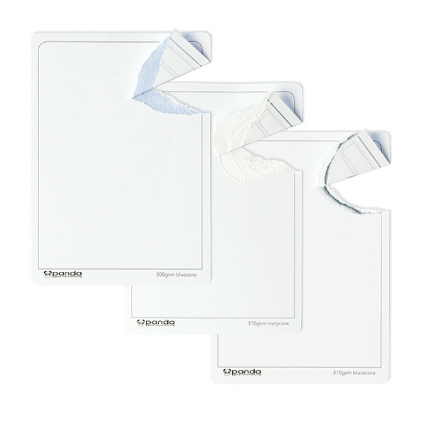 comparisons of cardstock types
